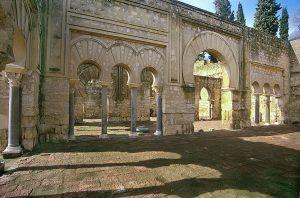 Detalle de Medina Azahara./ medinaazahara.org
