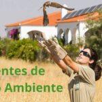 Agentes de Medio Ambiente como policía ambiental en Andalucía