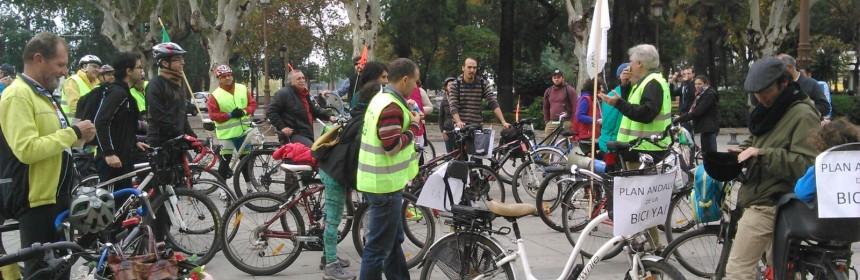 Plan Andaluz de la Bicicleta ¡Ya!