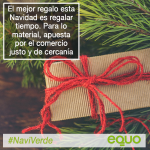 Por unas Navidades sostenibles