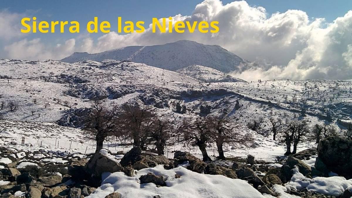 Foto Sierra de las Nieves