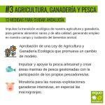 Reclamamos una transición ecológica de la agricultura y la ganadería