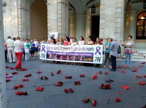 Stop violencia machista contra la mujer